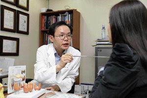 흉터 없는 고주파절제술 시술 만족, 회복 만족
