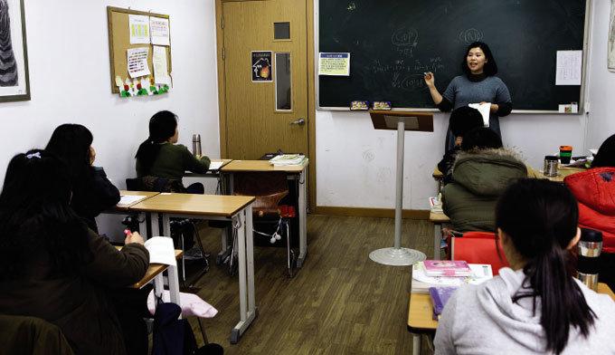 '통일대계' 하늘꿈학교