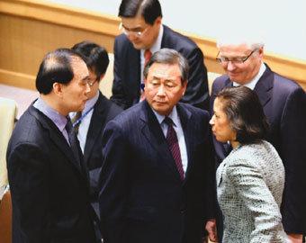 베이징의 '대북 입김'은 없다