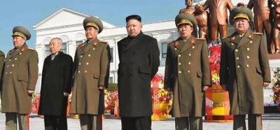 북한 체제 맥없이 무너지면 미국은 이라크처럼 개입할까
