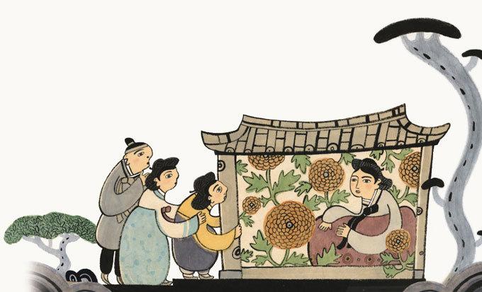 쓰라린 전쟁 상처 달래준 '구원의 여신'
