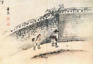 '단구(丹丘)'라고 서명된 김홍도 작품은 모두 가짜
