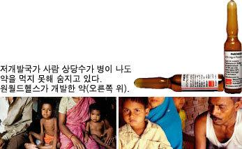가난과 질병 고통받는 이에 '생명의 약' 건네주다