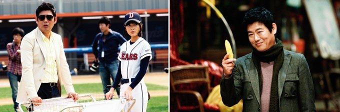 야구하는 고릴라 '링링'… 대박 홈런 치나