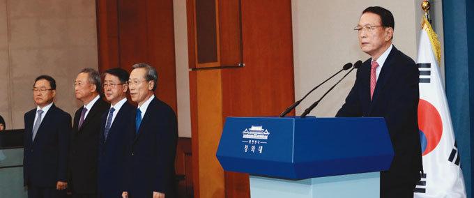 국정 장악력&내년 지방선거 포석