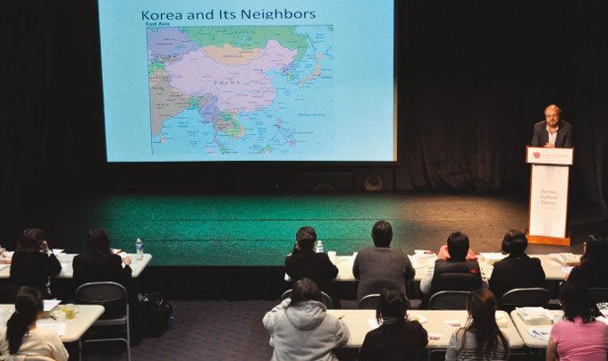 미국 내 최대 한국학 프로그램 남미 전파 징검다리 구실