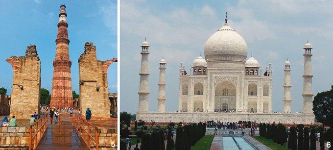 인도 거리에 가면 '혼돈의 매력' 숨 쉰다