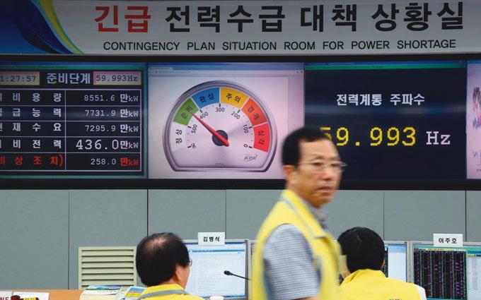 반값 전기에 에너지 선진국 '가물가물'