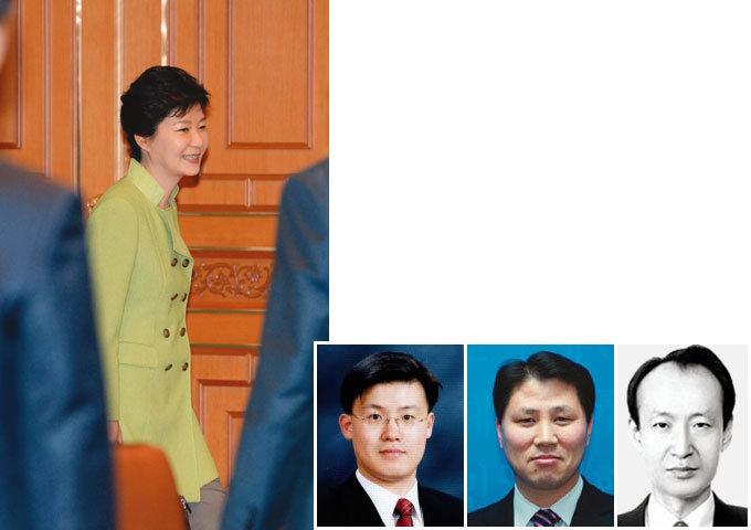 '문고리 3인방' 외교안보 실세?