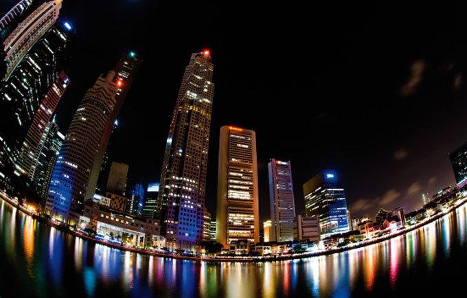 싱가포르는 세계 금융허브로 간다