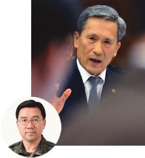 상처 입은 김관진 리더십