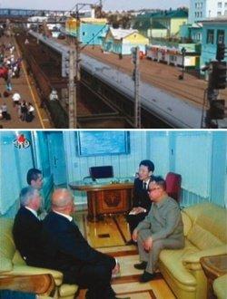 해외순방 전격 공개 김정일, 최후를 예견했나