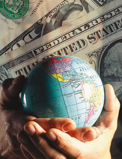 난, 해외 자산에 투자한다