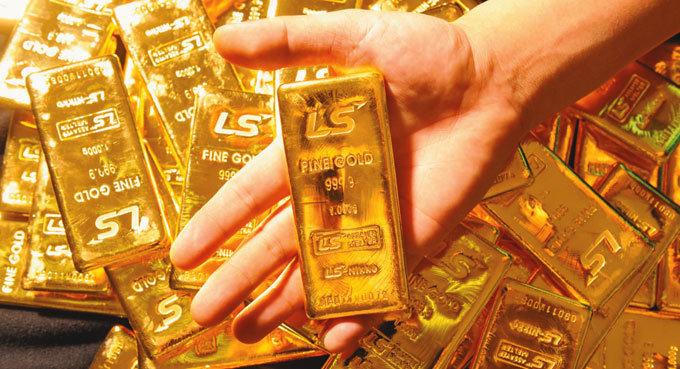 속 터진 금값 부활이냐, 추락이냐