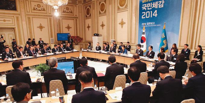 경제 회복·남북관계 개선 두 날개로 날아오르나