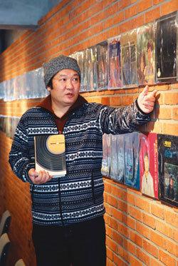 대한민국 LP 음악의 모든 것