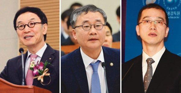 '모피아' 퇴장…금융권 물갈이