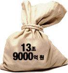 13조 9000억 원 外