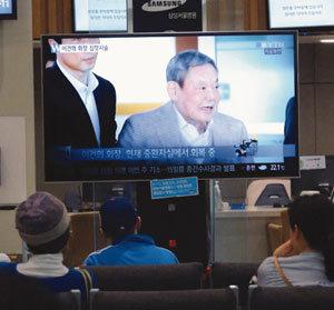 삼성그룹 미래 경쟁력 강화냐 '3세 승계' 실탄 확보냐