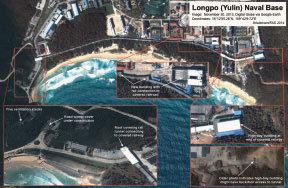 중국 최종병기 '核잠수함 선단'