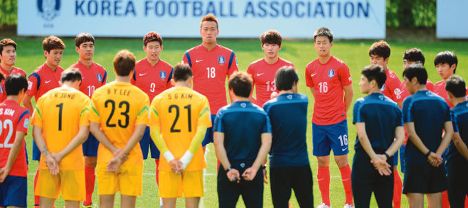 월드컵 등번호 23개 제한 왜?