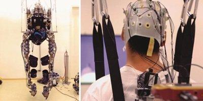 눈앞의 기적 … 로봇다리 시축
