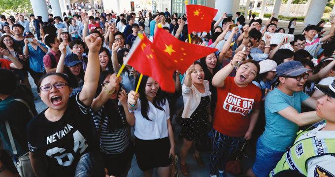 말로는 '대북제재' 중국 알고 보면 투자 독려