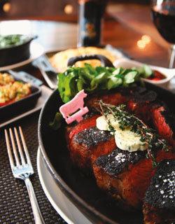 드라이 에이징 부드러운 쇠고기 맛도 끝내준다