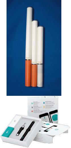 매출 쑥쑥 전자담배 스마트 장착