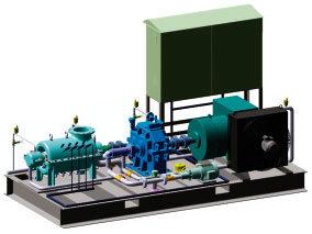 폐열 재활용으로 전력 생산한다