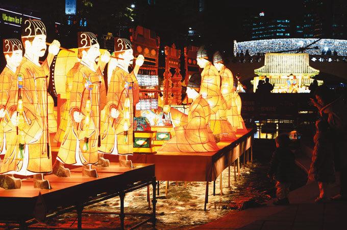 빛나는 '서울의 밤'