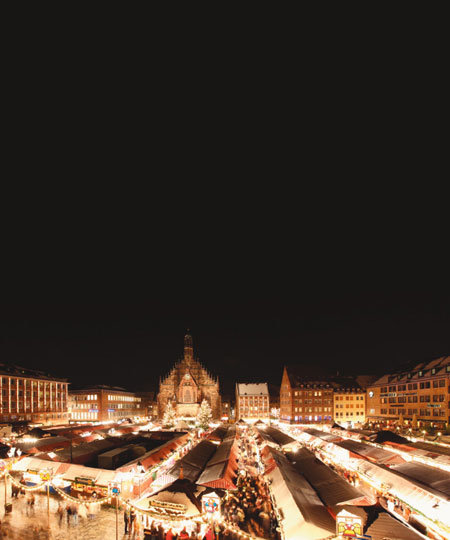 聖스럽고 특별한 추억 낮보다 밤이 아름다워!