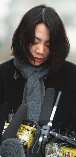 '제' 아닌 '쟤'로 둘러대고 '잘못' 아닌 '미안' 역효과
