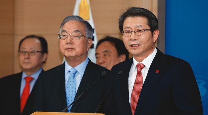 박근혜·김정은·오바마의 동상이몽