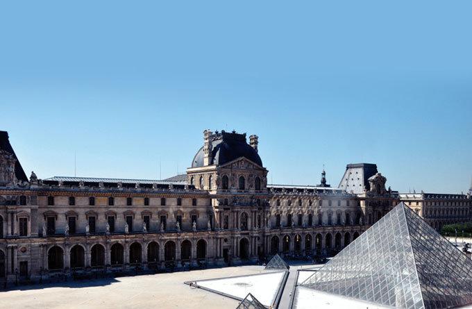 예술에 취하고 파리를 질투하다