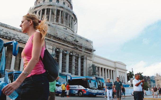 미국-쿠바 국교정상화 환호하는 아바나를 가다
