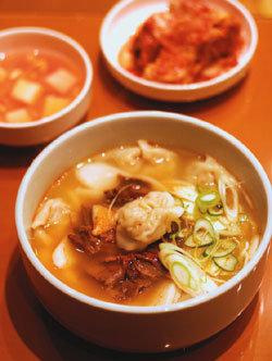 남북한 하나로 만난 새해맞이 음식