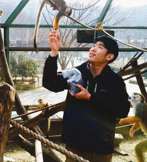 """""""우리는 동물원으로 출근한다"""""""
