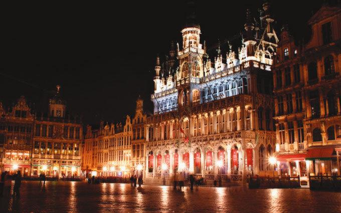 세상에서 가장 아름다운 광장
