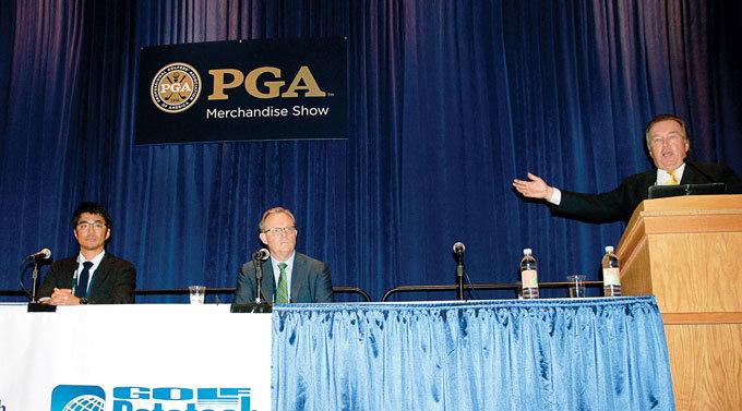 골프용품 시장 세계 3위 열정·실력은 세계 1위