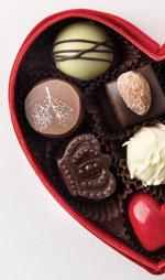 '밸런타인데이' 그 후 초콜릿의 행방은?