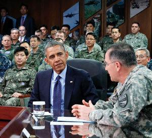 끝없는 사드 논쟁 주한미군이 총대 멘 까닭은?