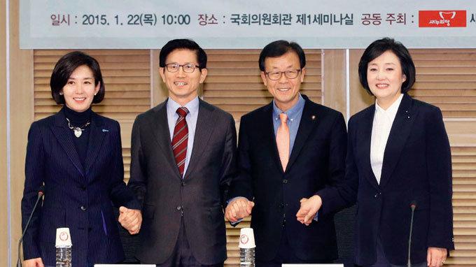김무성 대표의 이유 있는 진격