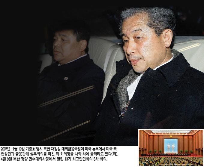 북한 새 재정상 기광호를 주목하라