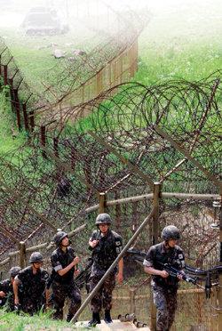 남북 총격전 월 1회 수준, 휴전선이 위험하다