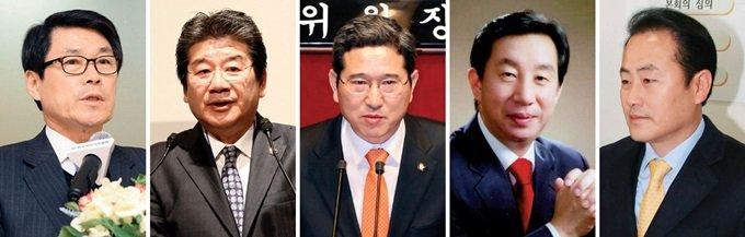 대권가도 김무성 막는 3개의 산