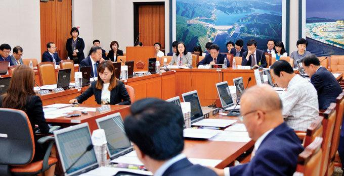 중산층 담보, 대기업 특혜 의혹