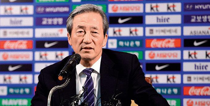 정몽준, FIFA 회장 도전은 시작됐다