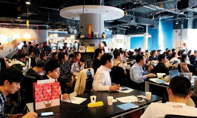 사상 최대 창업 붐 중국의 진짜 창조경제
