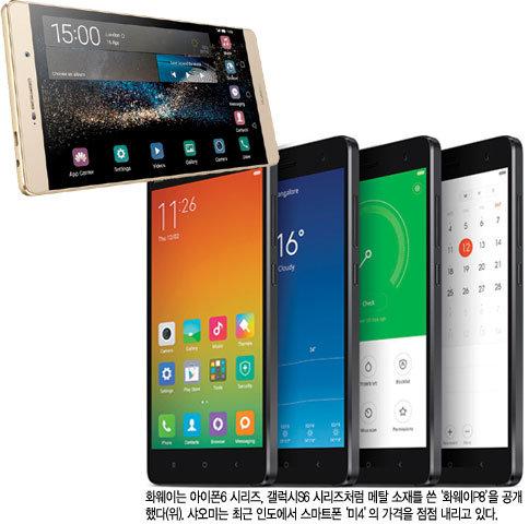 스마트폰 세계 시장 공략법